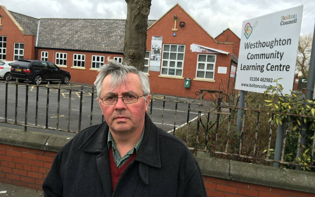 David Wilkinson backs Westhoughton youth project as Labour announce new cuts