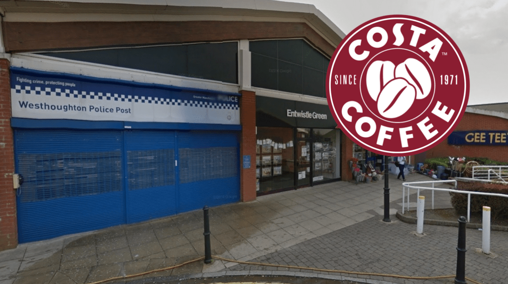New Costa for Westhoughton is approved