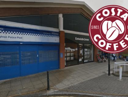 Has Costa dropped its plan for a Westhoughton coffee shop?