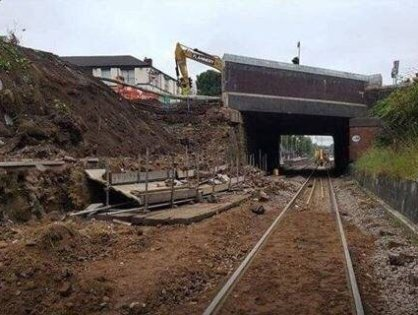 Prepare for FOUR WEEKS of chaos on Bolton railway line