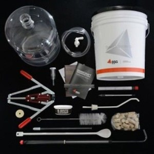 Wine Making Kit- Deluxe Equipment To Make Wine At Home