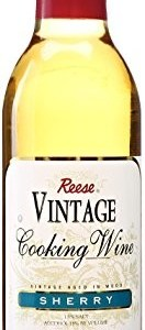 Reese Sherry Cooking Wine, 12.7 oz