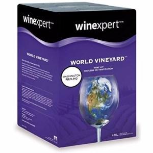 Wine Expert World Vineyard HOZQ8-1573 Washington Riesling, White