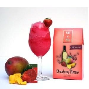 Strawberry Mango Frozen Wine Drink Mix