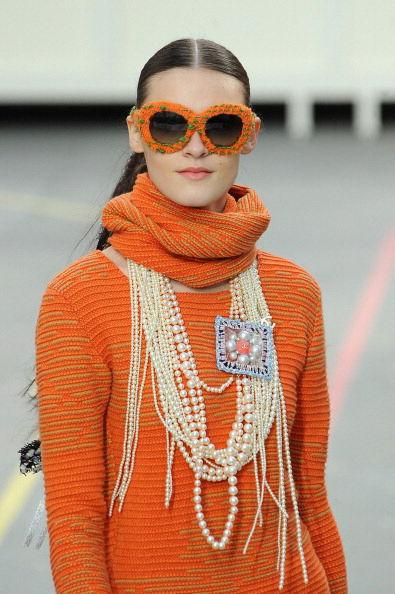 Chanel: Runway - Paris Fashion Week Womenswear Fall/Winter 2014-2015