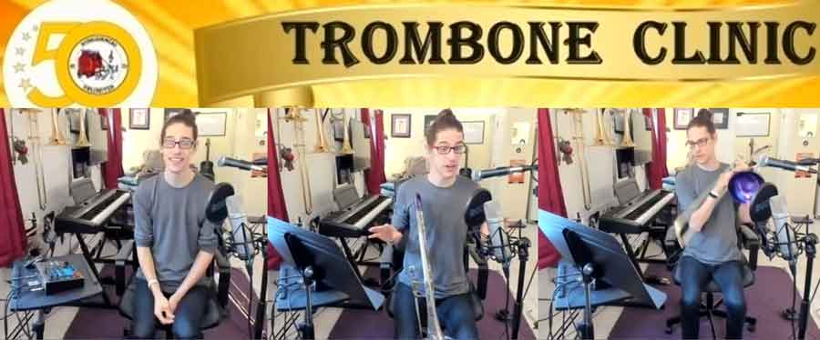 Trombone Clinic with Christopher Bill