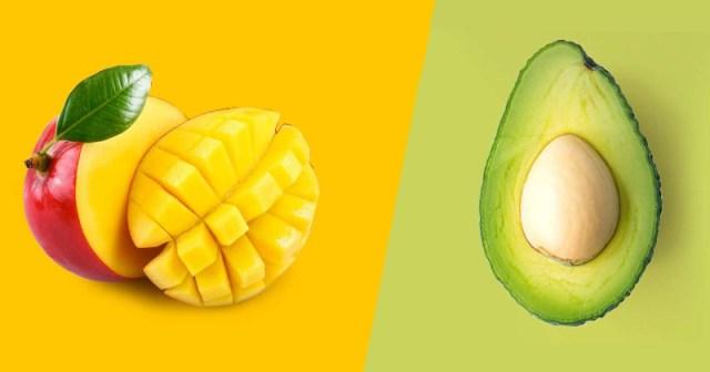 Risultati immagini per mango e avocado