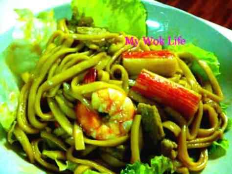 Singapore Hokkien Noodle