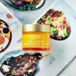 The Kiehl's Pure Vitality Skin Renewing Cream is one sweet cream but please read my update