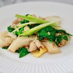 Thai Food:  Pad See Ew Recipe