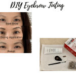 Eyebrow Tinting Tutorial