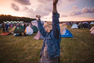 camping medewerker