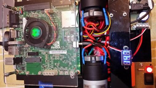 Power for NVidia Jetson TK1