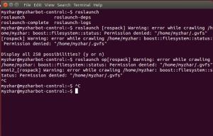 Error accessing gvfs