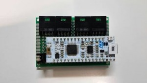 Ultrasonic Board prototype