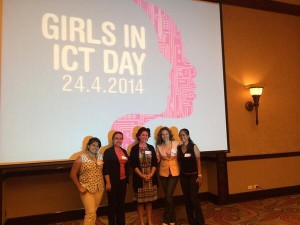 Girlsinict our speakers