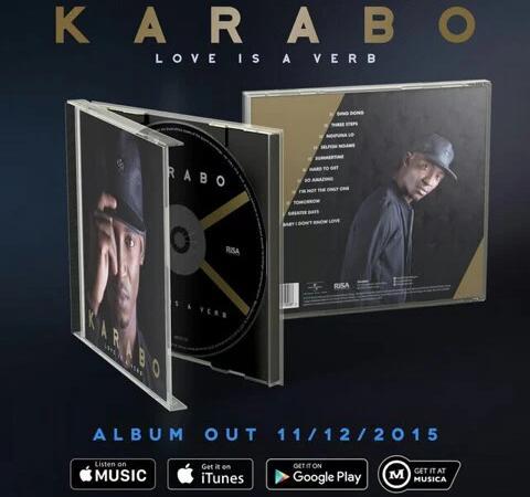 Karabo Mogane Album Love Is A Verb Tracklist