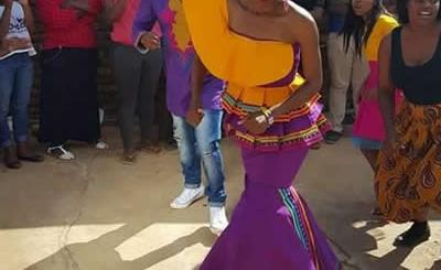 Caster Semenya and Violet Raseboya Traditional Wedding