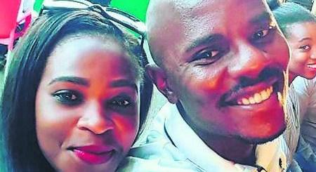 Thomas Mlambo's New Girlfriend