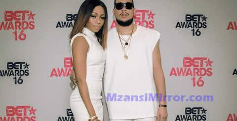 AKA And Bonang Matheba