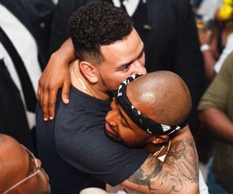 Cassper Nyovest and AKA are friends.