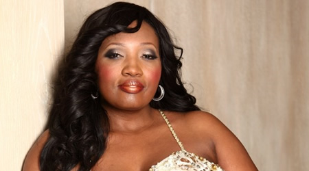 Check Out Sophie Ndaba's body transformation after her weight loss