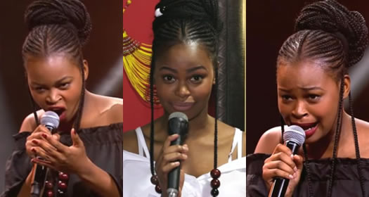 Idols SA 2018 Contestant Ntokozo Makhathini Profile and Biography