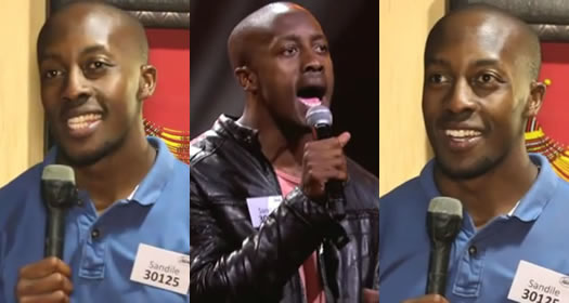 Idols SA 2018 Contestant: Sandile Skosana Profile and Biography