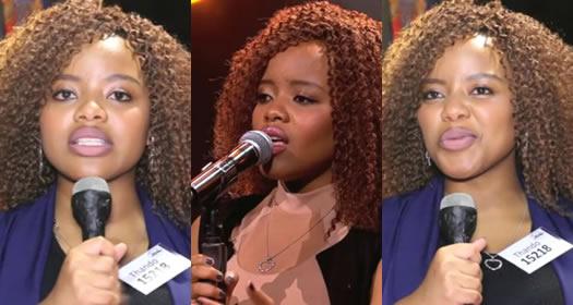 Idols SA 2018 Contestant Thando Mngomezulu Profile and Biography