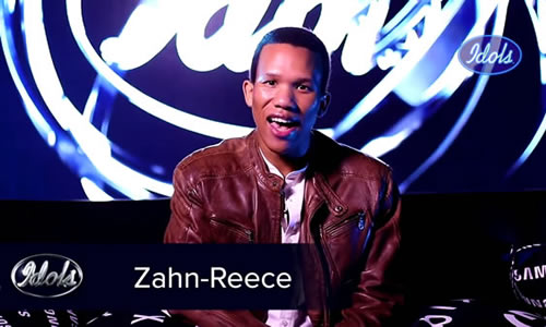 Zahn-Reece Malgas' Profile on Idols SA Season 16