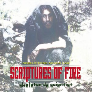 Scriptures Of Fire Front Cover