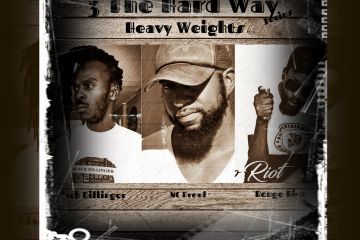 3The Hard Way - Heavy Weights