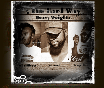 3The Hard Way - Heavy Weights