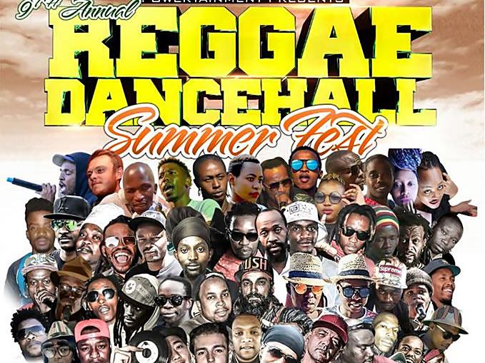 Reggae Dancehall Summer Fest