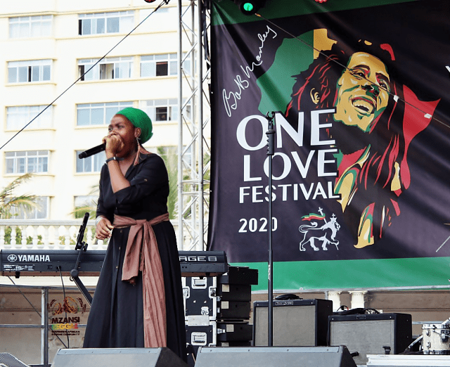 Bob Marley One Love Fest - Roots of Kush