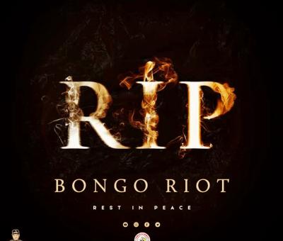 Bongo Riot - RIP