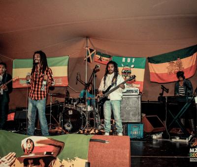 Conquerors Reggae Band