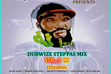 DJ Ital Steppa Dubwize Mix