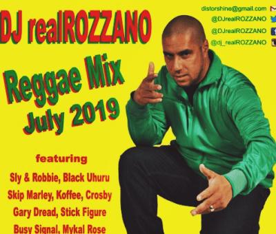 DJ RealRozzano Reggae Mix
