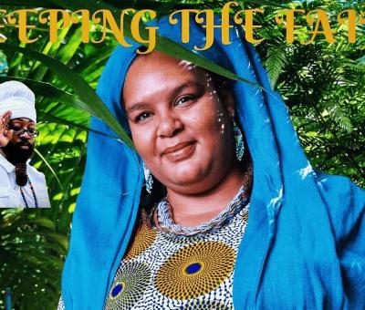 Empress Naphtali - Keeping The Faith