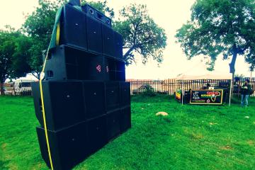 Sound System Culture Afrika