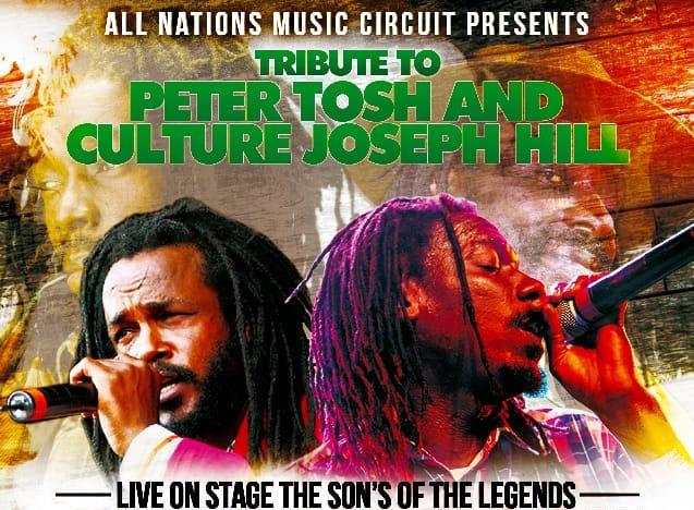 Kenyatta Hill and Andrew Tosh