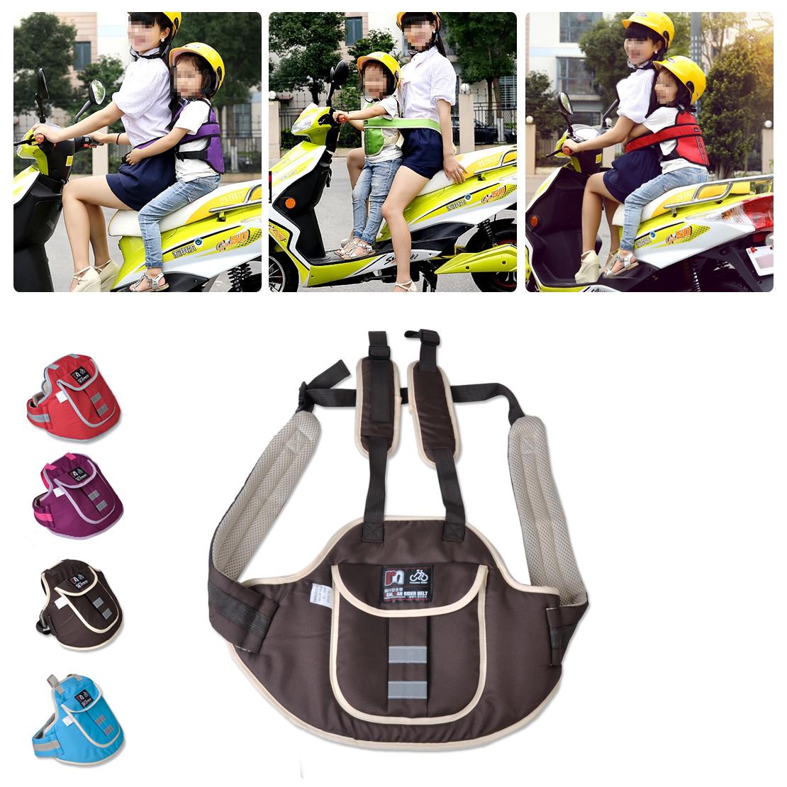 Hotsale Kid Child Motorcycle Safety Seat Belt Harness