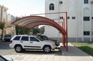 مظلات سيارات 8