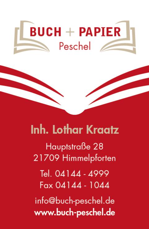 Buch & Papier Visitenkarten
