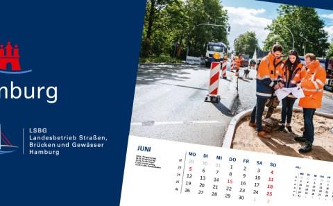 Hansestadt Hamburg Kalender