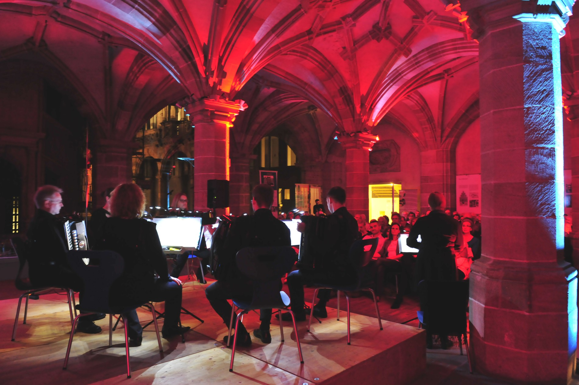 Nürnberger Akkordeon Ensemble
