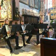Nürnberger Akkordeon-Ensemble - Classical-Connection St-Andreas-Kirche-Kalchreuth