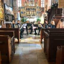 Nürnberger Akkordeon-Ensemble - Classical-Connection St-Andreas-Kirche-Kalchreuth