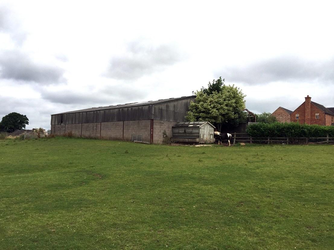 Ashbrook Barn